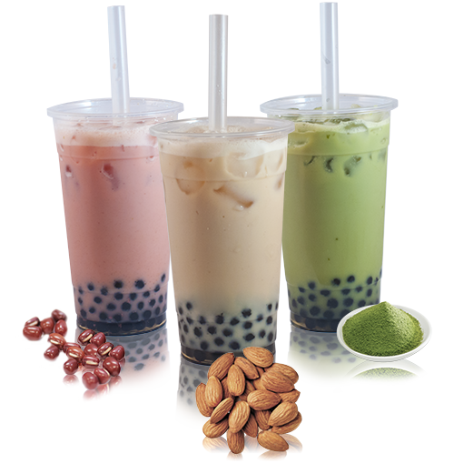 Boguette bubble tea
